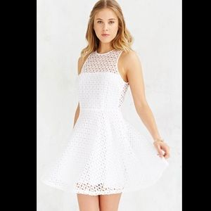 BB Dakota Danica Eyelet Dress 2